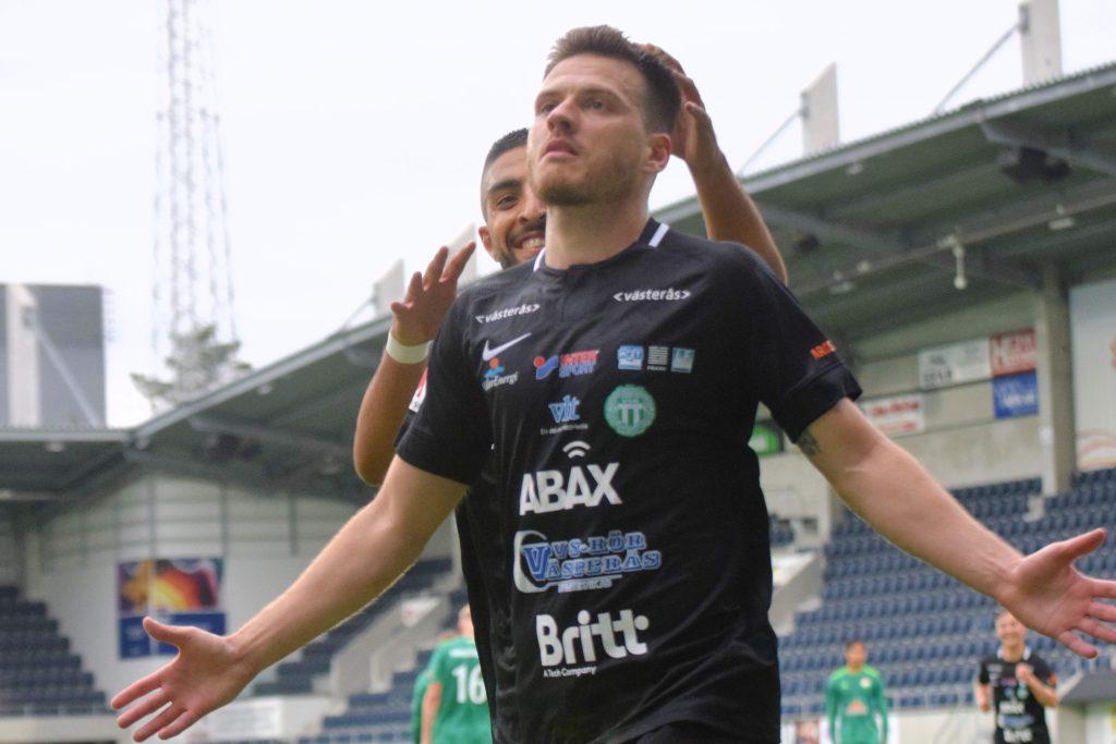 Bild: Åke Hedvall, VSK Fotboll